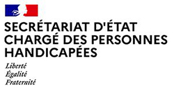 SECRETARIAT D'ETAT AUPRES DU PREMIER MINISTRE CHARGE DES PERSONNES HANDICAPEES